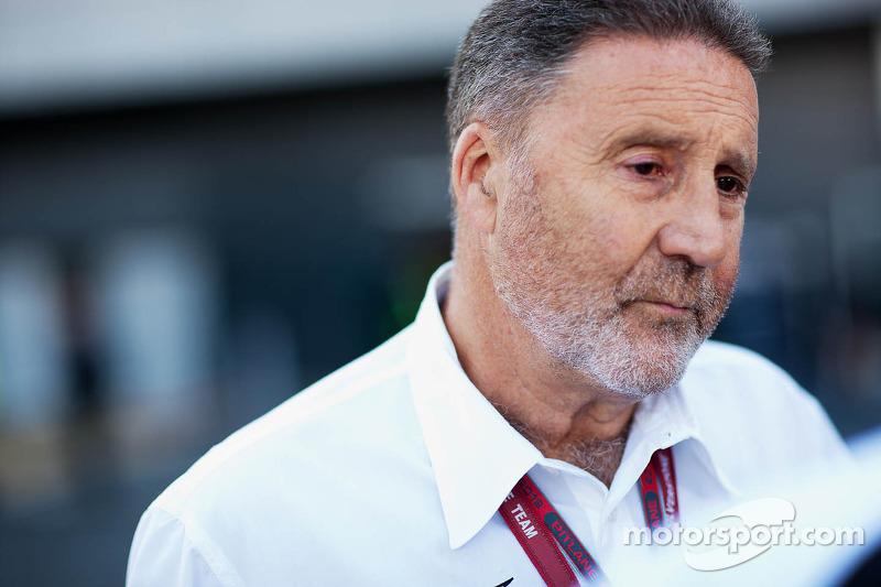 Boss keeping job after Silverstone chaos