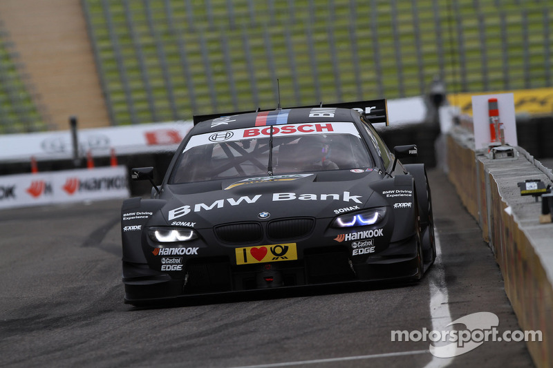 Bruno Spengler leads BMW pilots in Sunday's individual competition