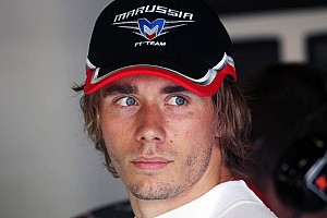Formula 1 Breaking news Marussia undecided over second driver for 2013