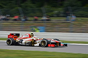 HRT accomplished its goals in Hockenheim