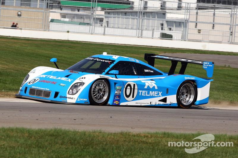 Ganassi's sports car team focused on winning championship at Indy