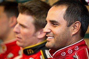 Grand-Am Special feature Montoya and Starworks on-track battle carries on off-track at Indianapolis