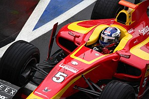 GP2 Qualifying report Racing Engineering is all ready for tomorrow's Feature Race in Budapest
