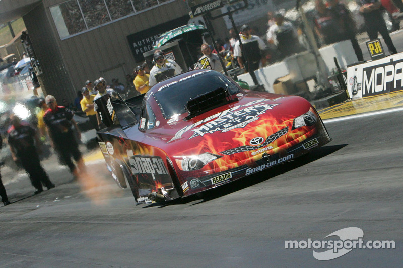 Doug Kalitta, Cruz Pedregon, Allen Johnson and Eddie Krawiec led Friday Sonoma action