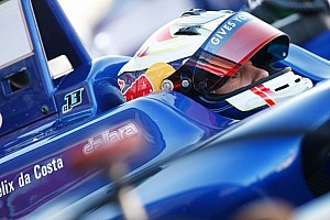 GP3 Race report Felix Da Costa rockets to Budapest victory