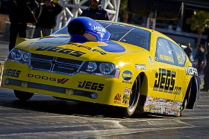 NHRA Qualifying report Lower altitude leads to high expectations for Coughlin