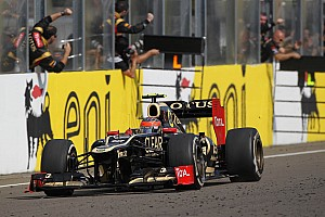 Winning structure still in place at Lotus - Villadelprat