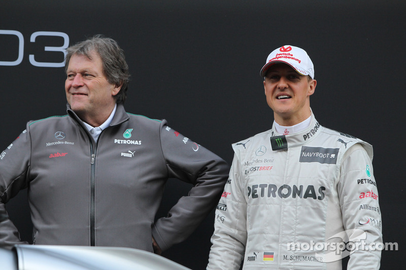 No Schumacher contract announcement at Spa - Haug