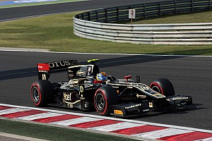 GP2 Race report Lotus GP scores win and points at Hungaroring