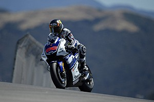 MotoGP Race report Lorenzo increases championship lead at Laguna