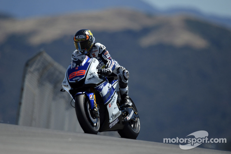 Lorenzo increases championship lead at Laguna