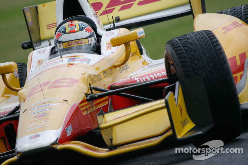 Briscoe, Andretti & Pagenaud preview Mid Ohio Indycar Race - Video