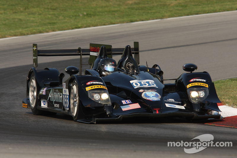 Level 5 claims P2 pole at Mid-Ohio