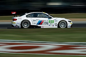 ALMS Race report BMW Team RLL finish third and fifth at Mid-Ohio