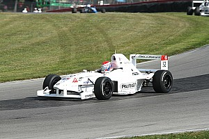 USF2000 Race report Pigot, Furuseth take podiums at Mid-Ohio for Cape Motorsports with WTR