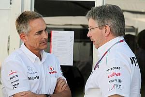 Formula 1 Rumor Whitmarsh to step down as FOTA president