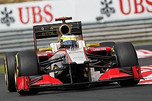 Formula 1 Interview Q&A with Luis Pérez Sala Team Principal of HRT Formula 1 Team