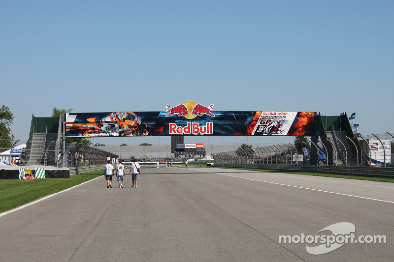 Red Bull Indianapolis GP events