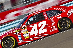 Montoya breaks Watkins Glen track record in Cup qualifications