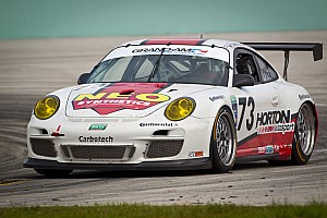 Grand-Am Race report Porsche fight puts two 911 GT3 cup cars in Watkins Glen top five