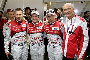 Audi quintet to battle for World Championship title at Silverstone
