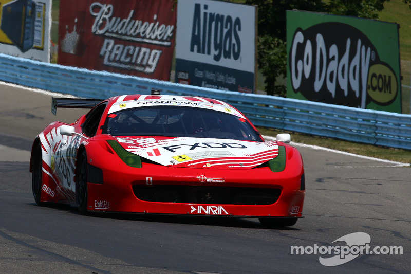 Segal and Assentato with AIM Autosport bring points lead to Montreal