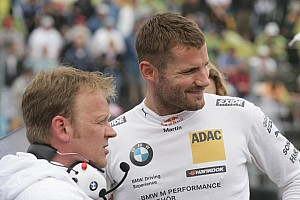 DTM Interview BMW's leader Reinhold yearns for Nürburgring victory