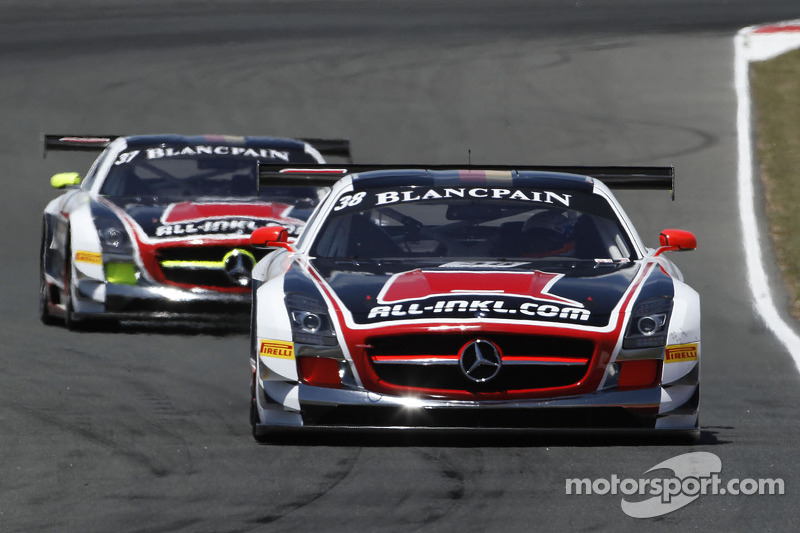 Mercedes hold edge but BMW are poised to pounce