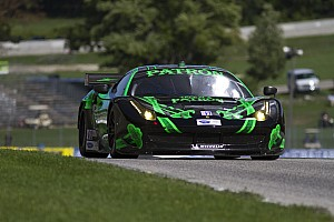 ALMS Qualifying report ESM Patrón qualifies sixth and 13th at Road America