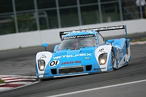 Grand-Am Race report Pruett and Rojas lead Ganassi to dominating win in Montreal