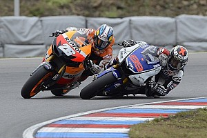 MotoGP Race report Pedrosa takes two on the bounce at Brno