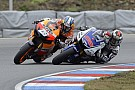Pedrosa takes two on the bounce at Brno