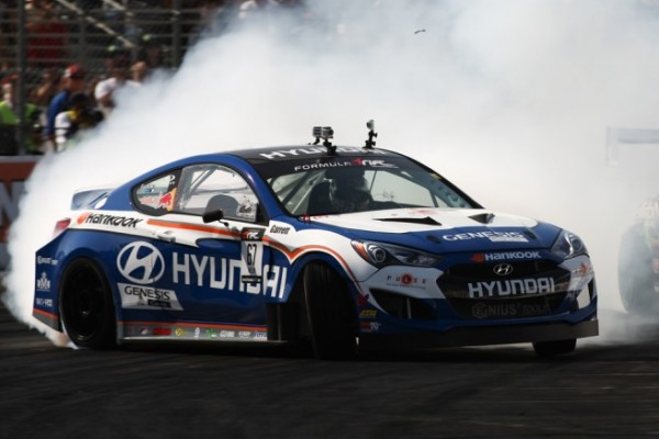 Rhys Millen victorious at Formula DRIFT Round 6 in Las Vegas