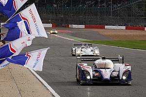 WEC Race report First podium finish for Toyota racing in Silverstone