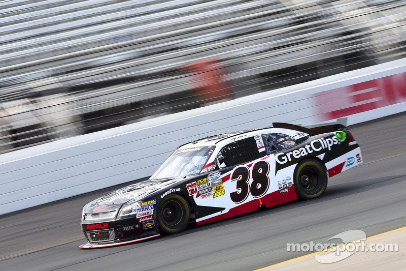 Kahne has proved impressive at AMS