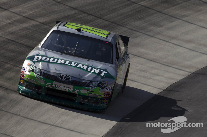 Kyle Busch going to work at Atlanta on Labor Day weekend