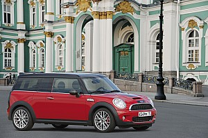 Automotive Breaking news MINI at the Moscow International Motor Show 2012