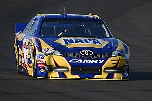 NASCAR Sprint Cup Breaking news NAPA, MWR and Truex extend series partnership
