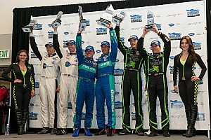 ALMS Race report Michelin helps Corvette edge closer to GT titles at wild Grand Prix of Baltimore