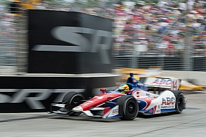 IndyCar Race report Foyt Racing's Conway fought valiantly in the Grand Prix of Baltimore