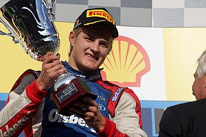 GP2 Race report First win of the season for iSport at Spa