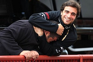 Formula 1 Breaking news d'Ambrosio beats out rivals for Lotus race seat for Monza