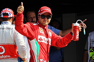 Formula 1 Qualifying report Ferrari - Two sides to the story of qualifying on Italian GP