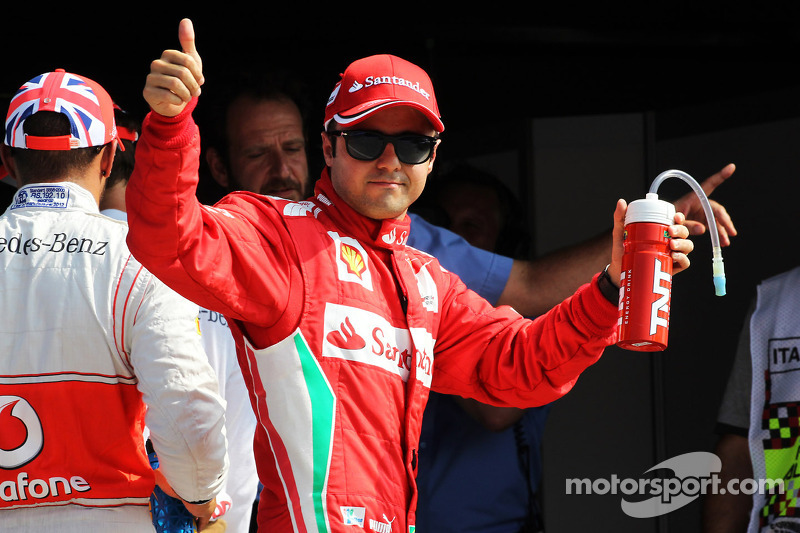 Ferrari - Two sides to the story of qualifying on Italian GP