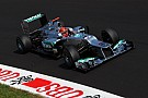 Mercedes has 4 engines in the top ten at Monza