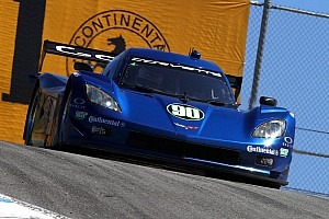 Spirit of Daytona and Stevenson Motorsports win at Laguna Seca