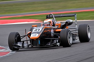 BF3 Race report Serralles and Lynn win as Jaafar regains championship lead at Silverstone