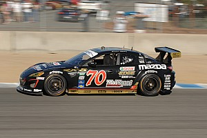 Grand-Am Race report Customer team shines as SpeedSource struggles at Laguna Seca