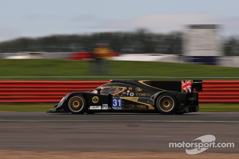 Lotus LMP2 is ready for 6 Hours of Sao Paulo