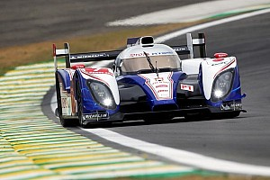 WEC Practice report Toyota sets the pace in Friday's practice at Sao Paulo